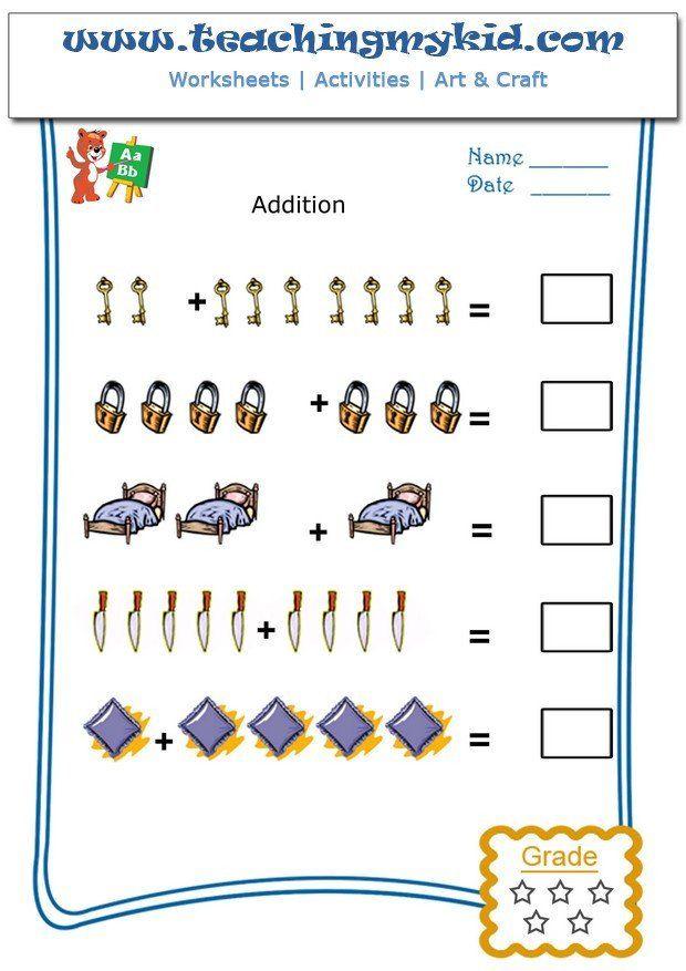 Free Printable Worksheets For Kindergarten Teachers