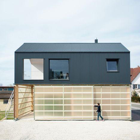 House Unimog by Fabian Evers Architecture and Wezel Architektur - Budget Pour Construire Une Maison