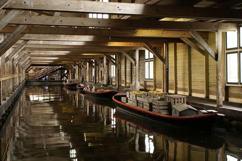 Museum 'Broekerveiling' Holland