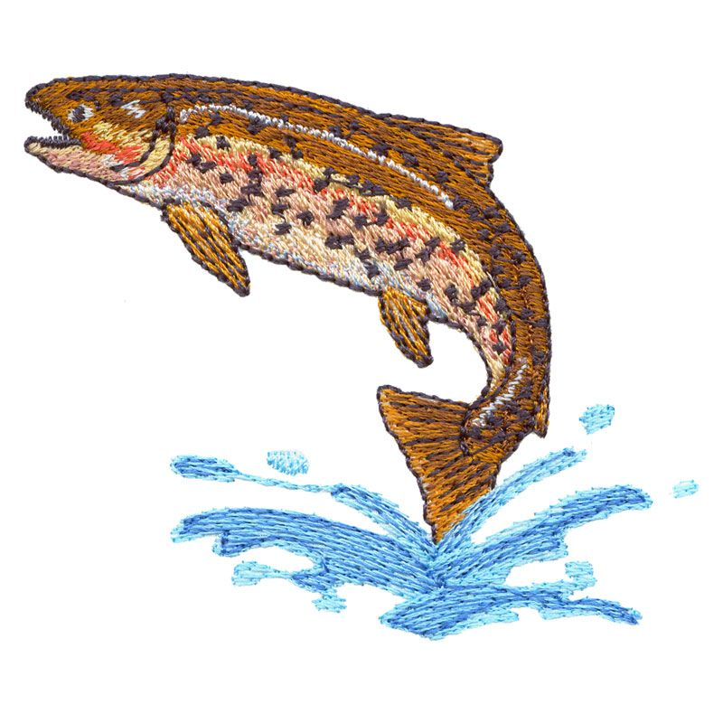 Game Fish 1 Embroidery Designs In 2020 Embroidery Designs Machine Embroidery Designs Machine Embroidery