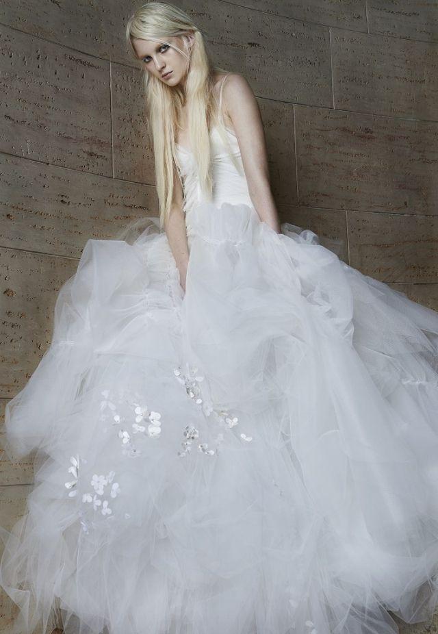 Die neue Kollektion für Brautkleider 2015 von Vera Wang