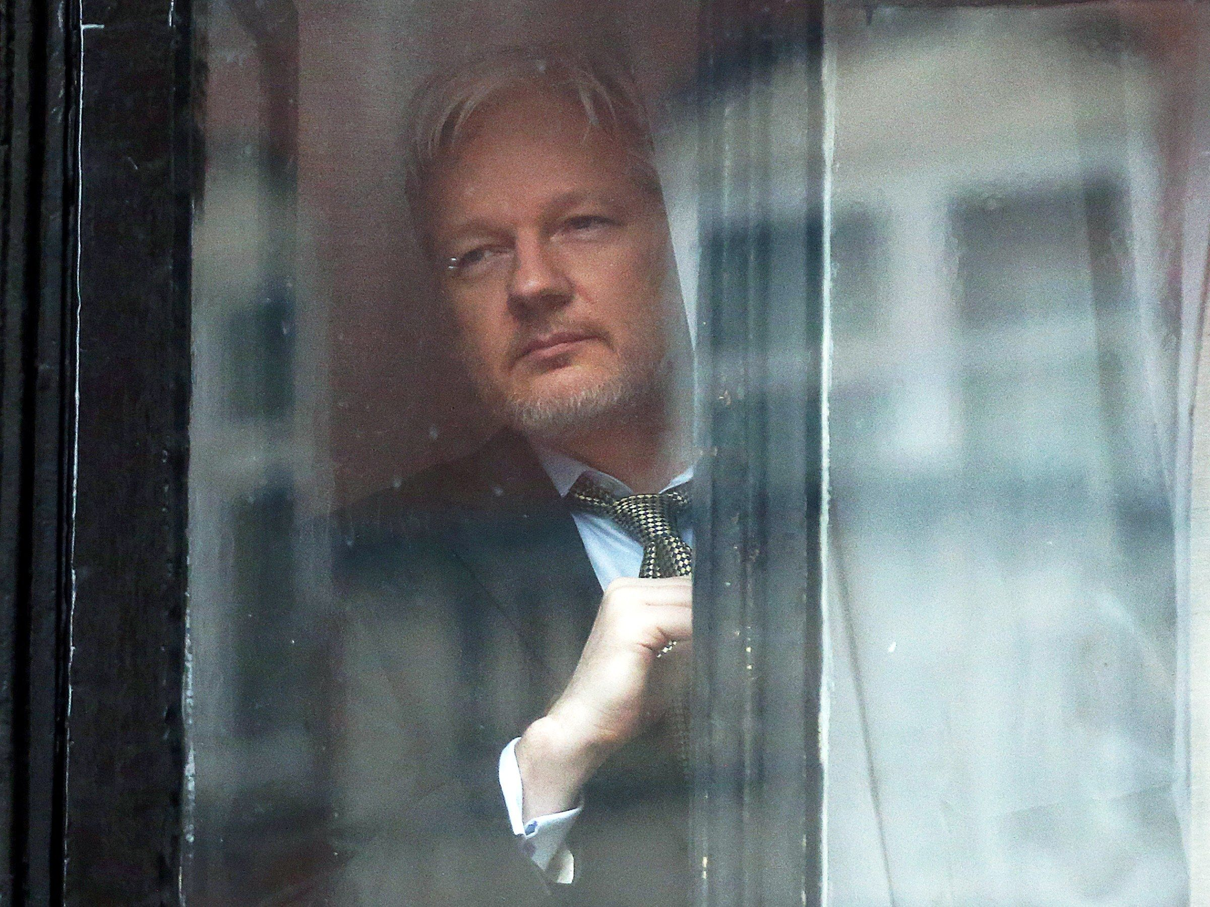 The Latest Julian Assange Indictment Is an Assault on