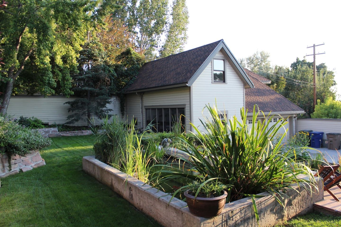 Modern And Cozy Secluded Guesthouse Guesthouse For Rent In Salt Lake City Utah United States Secluded Guest House Salt Lake City