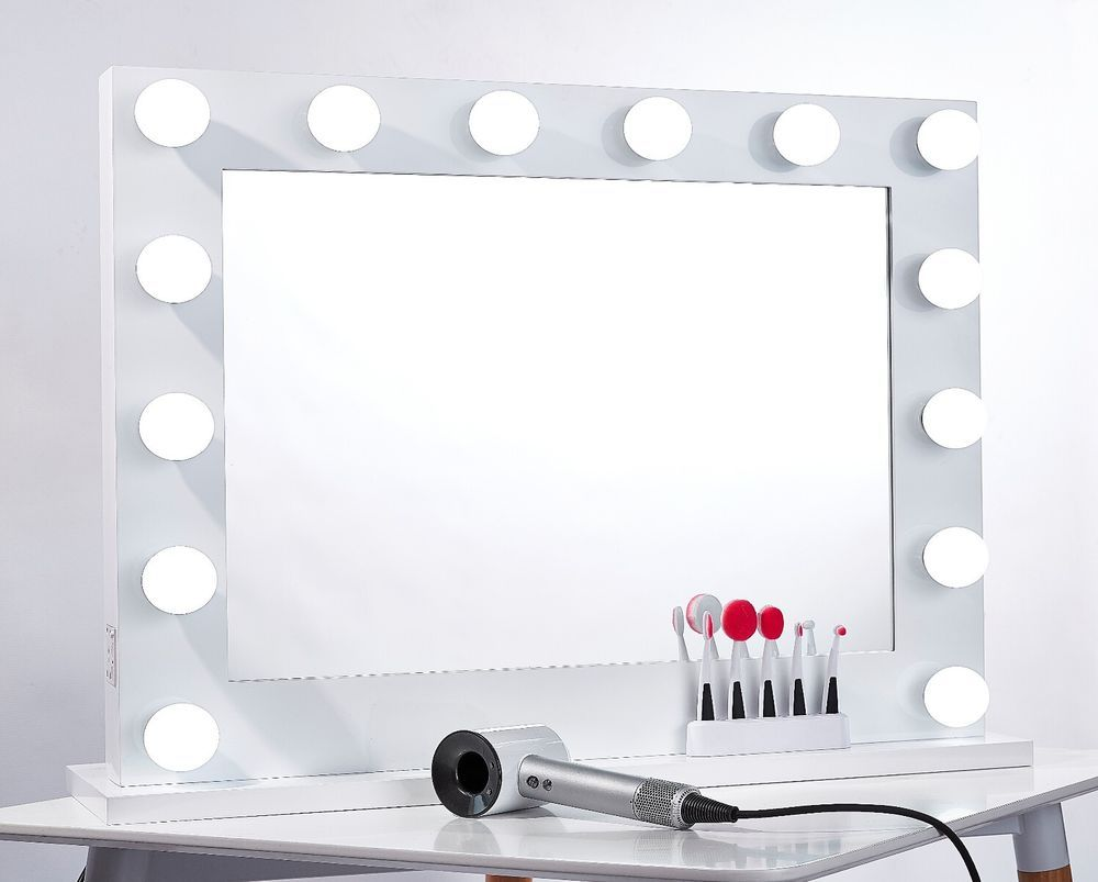 Hollywood Vanity Makeup Mirror Led Usb Dimmer