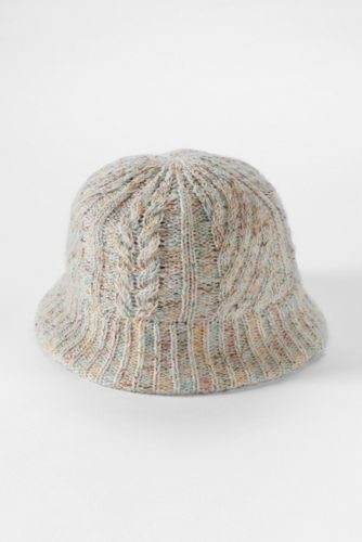 17491eded2ce3 Women s Chunky Donegal Cable Bucket Hat from Lands  End