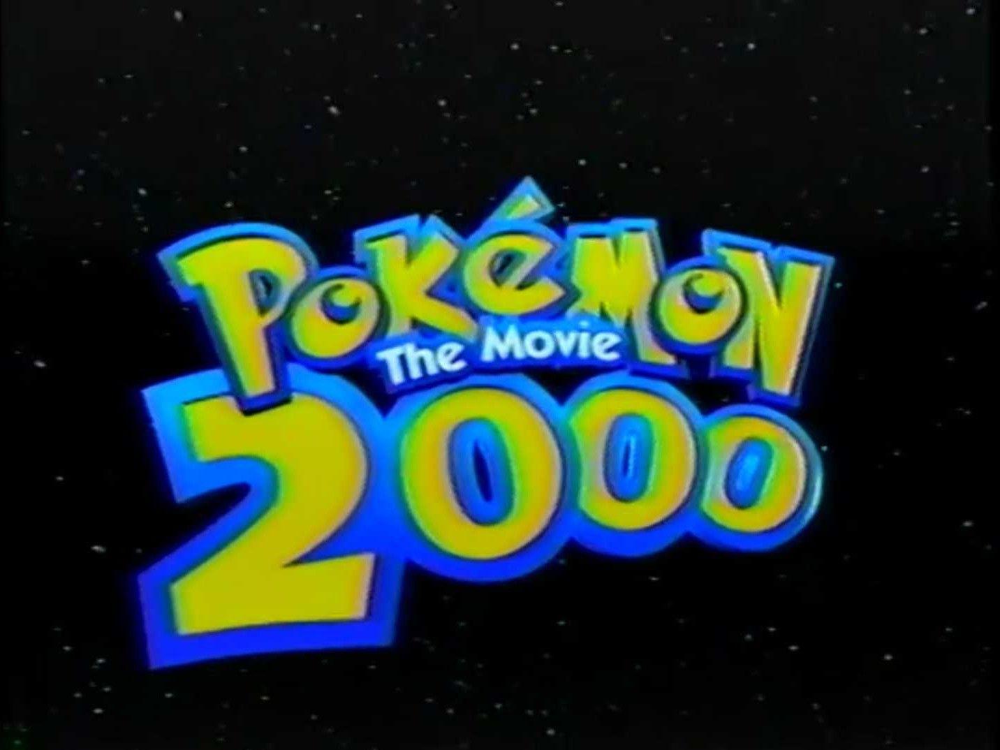 Pokemon The Movie 2000 Trailer Pokemon Movies Pokemon Movies