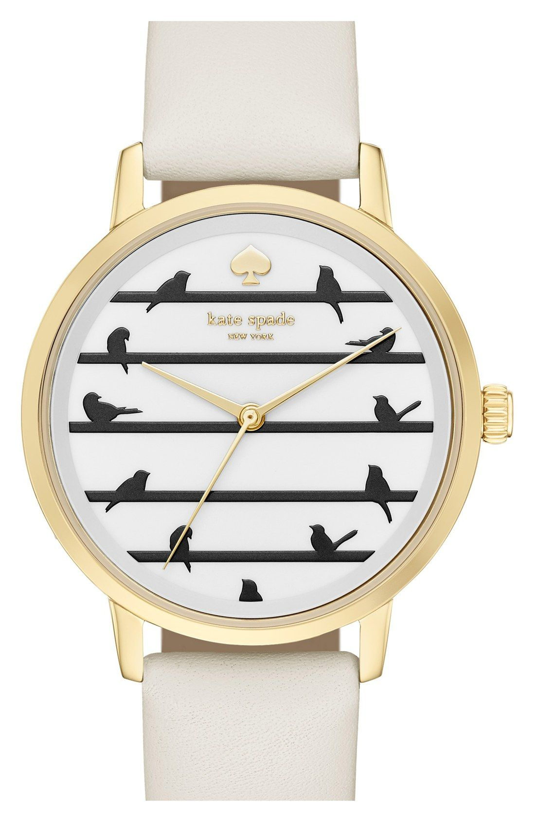 Kate Spade Birds on a Wire watch (via Nordstrom ...