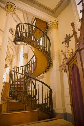 Best The Miraculous Stairway At Loretto Chapel Santa Fe New 400 x 300