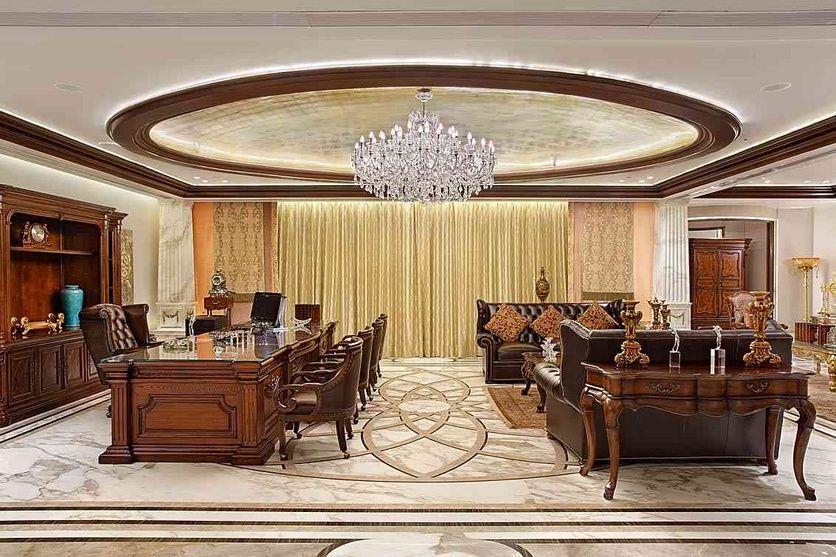Hdil Office Bandra By Mahesh Punjabi Interior Designer In Mumbai