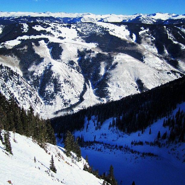 Aspen,Colorado #AspenHighlands #fbf #flashbackfriday #snowboard #snow #mountain #breathtaking #shadow #backbowl #tripleblackdiamond