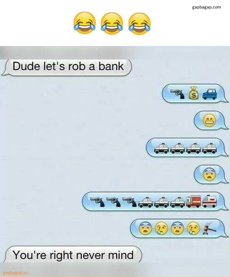 Hilarious Text Of The Day Funny Emoji Texts Funny Text Messages Funny Messages