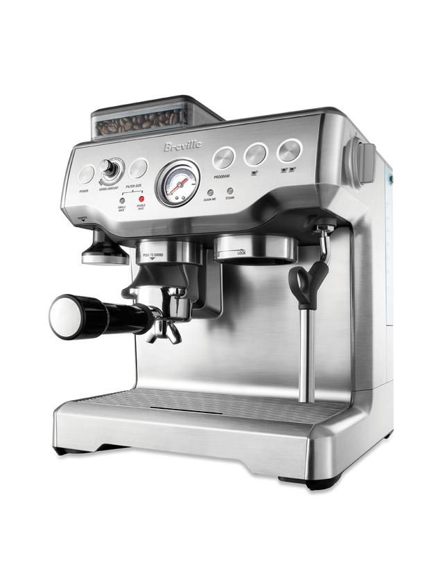 Be Your Own Barista With An Espresso Machine At Home
