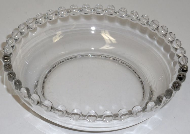 Vintage Impressive Imperial Glass