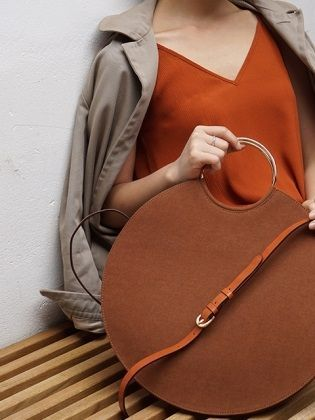 this bag and color palette! | Elegant | Pinterest
