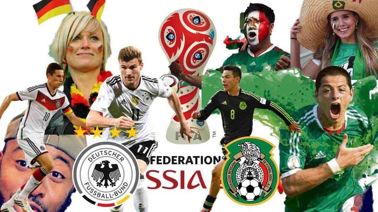 Xem trực tiếp Đức vs Mexico trên kênh nào?