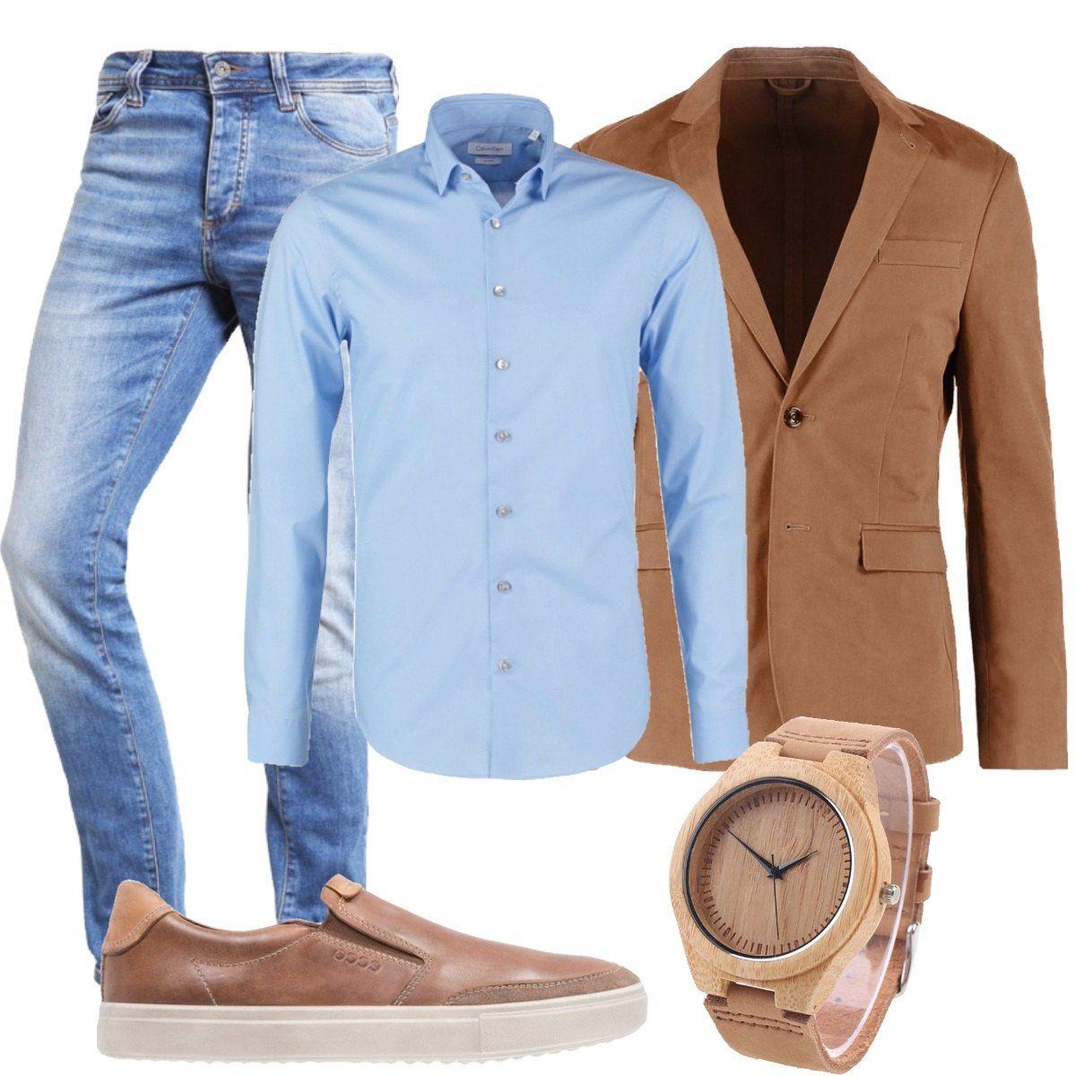 new styles 3518c b54c4 Ufficio con stile: outfit uomo Everyday per ufficio | Outfit ...