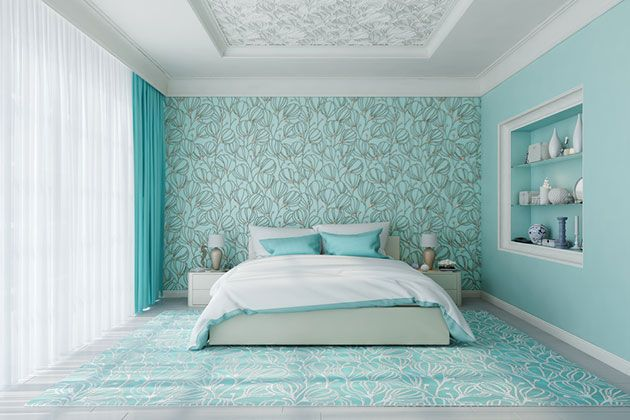 Los 22 colores m s relajantes para pintar un dormitorio in 2018 mi casita pinterest - Ideas para pintar un dormitorio ...