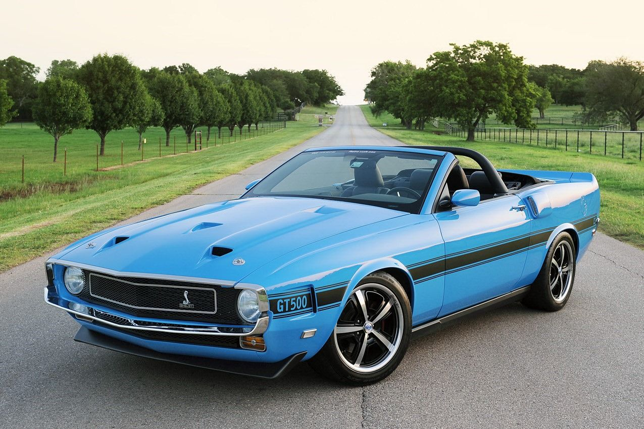 Buy 1969 shelby retrobuilt will turn your fifth generation ford mustang into a lookalike at wish shopping made fun