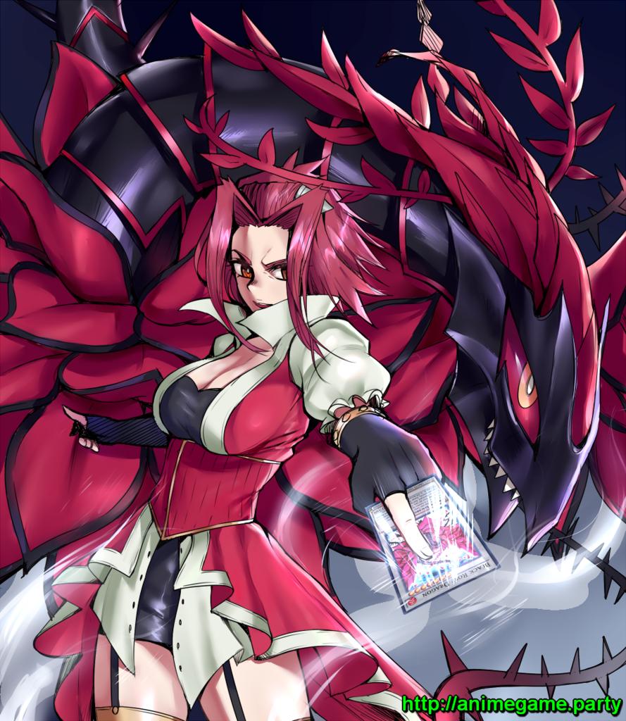 Yu Gi Oh Yugioh Pictures Twitter Yugioh Black Rose Dragon Anime