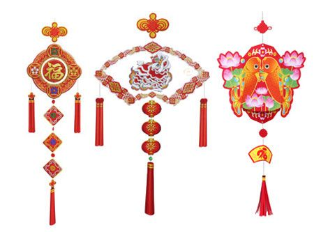 2012 Chinese New Year Papercrafts