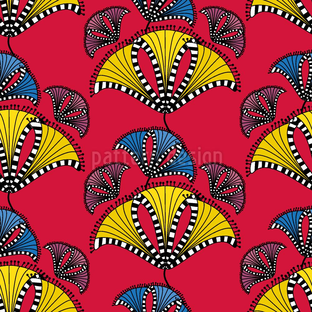 Meine Farben Mein Stoff Selbst Gestaltet Bei Www Stoff Love Abstrakte Afrikanische Drachen Nahtloses M Afrikanische Stoffe Afrikanische Muster Afrikanisch