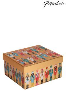 Paperchase Nutcrackers Medium Gift Box