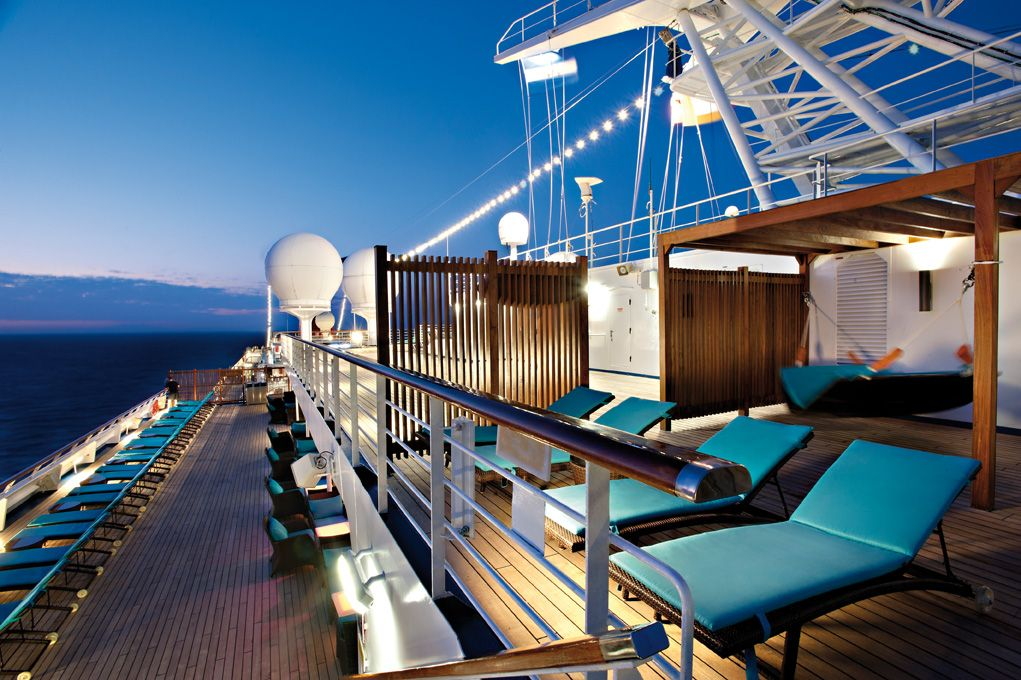 #CARNIVAL GLORY- Serenity Deck (With images) | Carnival cruise