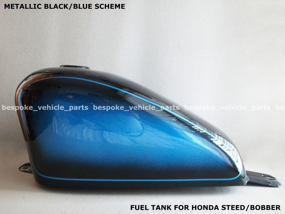 Bobber Fuel Tank Petrol Gas Tank Honda Steed 400 600 Harley
