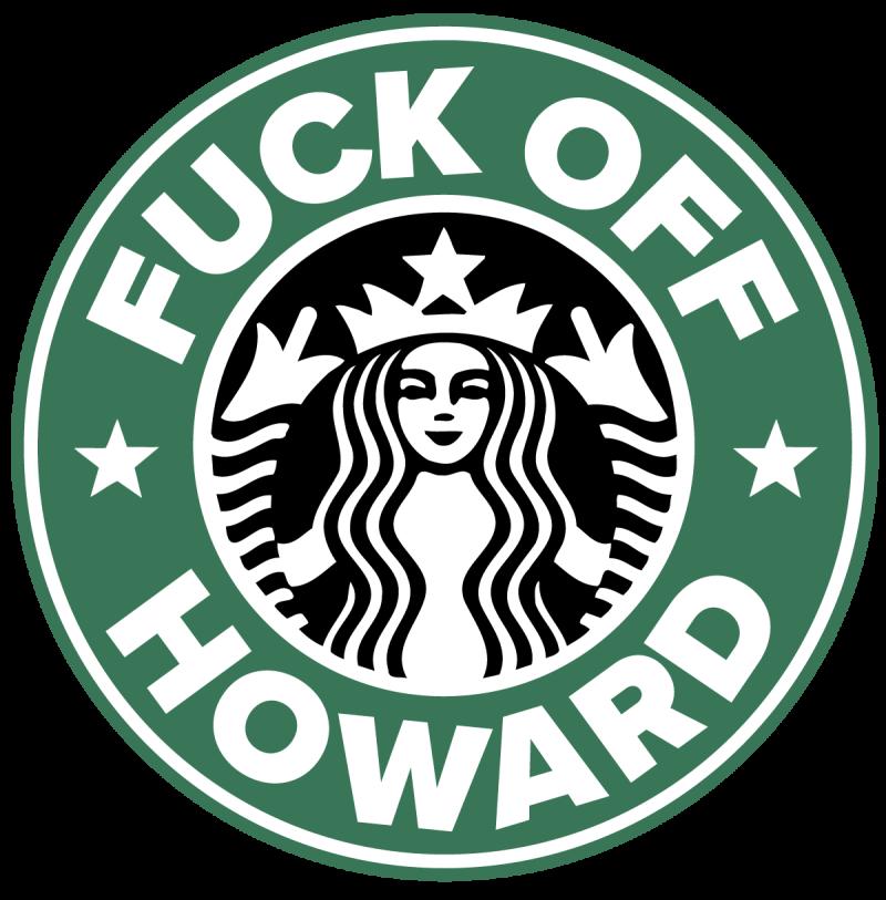 Howard Schultz Is Actually Dumb Starbucks logo, Coffee
