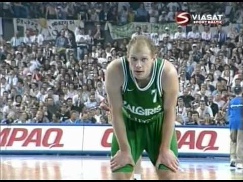 1999 04 22 Euroleague Final: