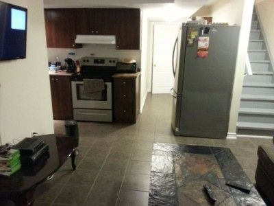 Basement In Toronto For Rent. 1 Room For Rent In 3 Bedroom Basement Apartment Near 427 Rexdale