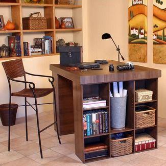 """Venture Horizon Project Center 38.5"""" H x 55"""" W Desk"""