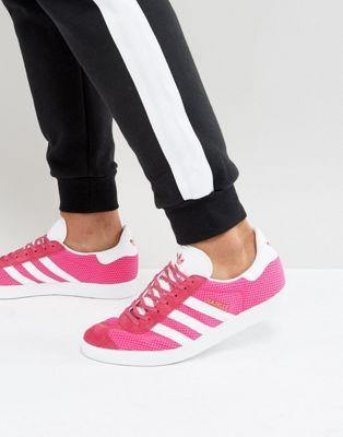 Antología colisión Mar  Zapatillas de deporte color rosa Gazelle BB2759 de adidas Originals    Zapatillas deportivas, Adidas gazelle, Adidas