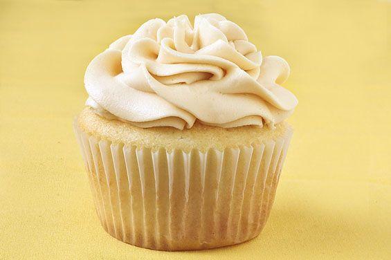 gourmet vanilla cupcakes