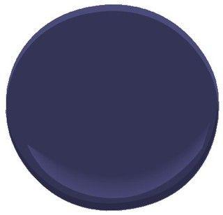 Midnight Navy 2067 10 Paint Benjamin Moore Color Details
