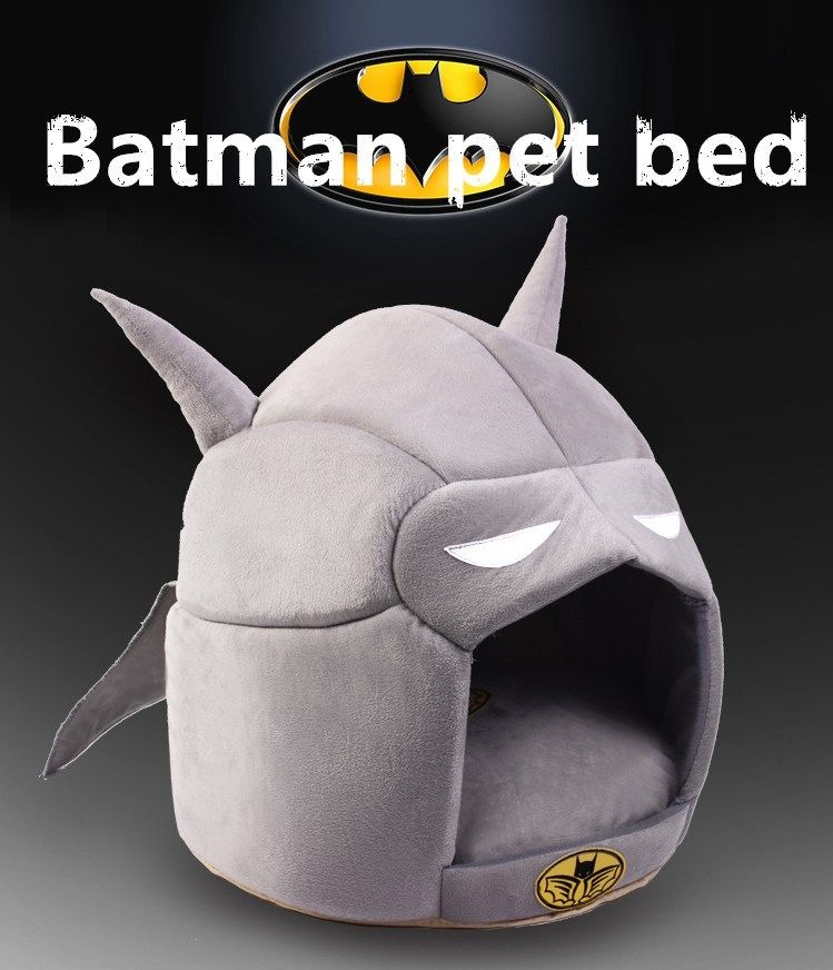 (Bat Cave Design) Warm 2 In 1 Cat Bed or Tent With Cushion / & Bat Cave Design) Warm 2 In 1 Cat Bed or Tent With Cushion //Price ...