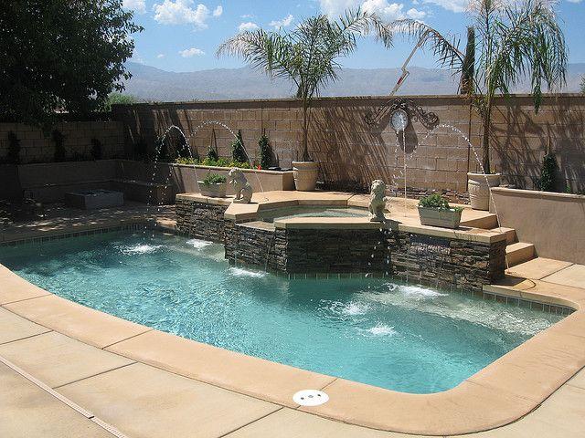 Triton 5b Viking Pools Custom Design Fiberglass Pools Of The Desert La Quinta Ca Luxury Landscaping Fiberglass Pools Viking Pools
