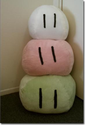 Clannad Dango Plushies Clannad Clannad Anime Plushies