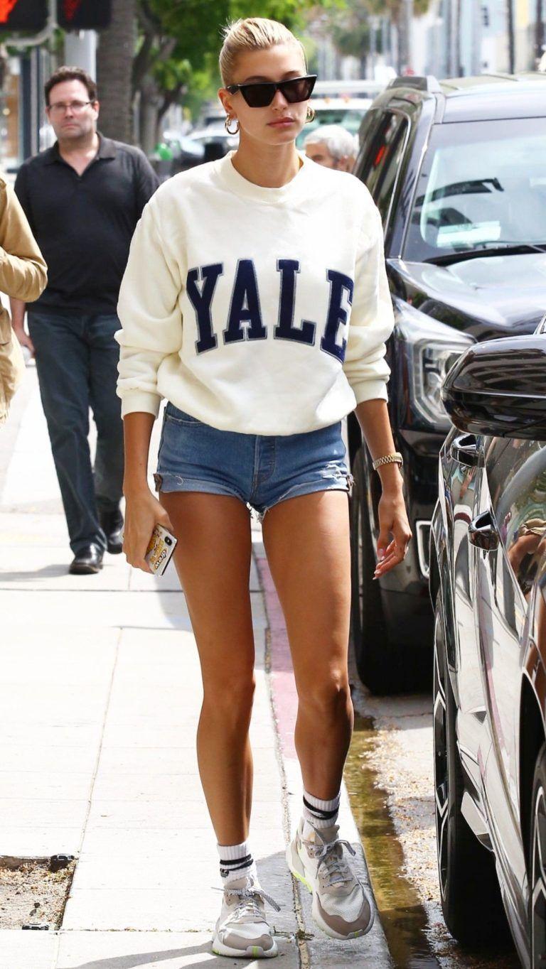 Model Hailey Baldwin Reveals Her Street Style Secret