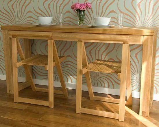 Tables Contemporary Folding Console Table Oak Chairs Large Jpg