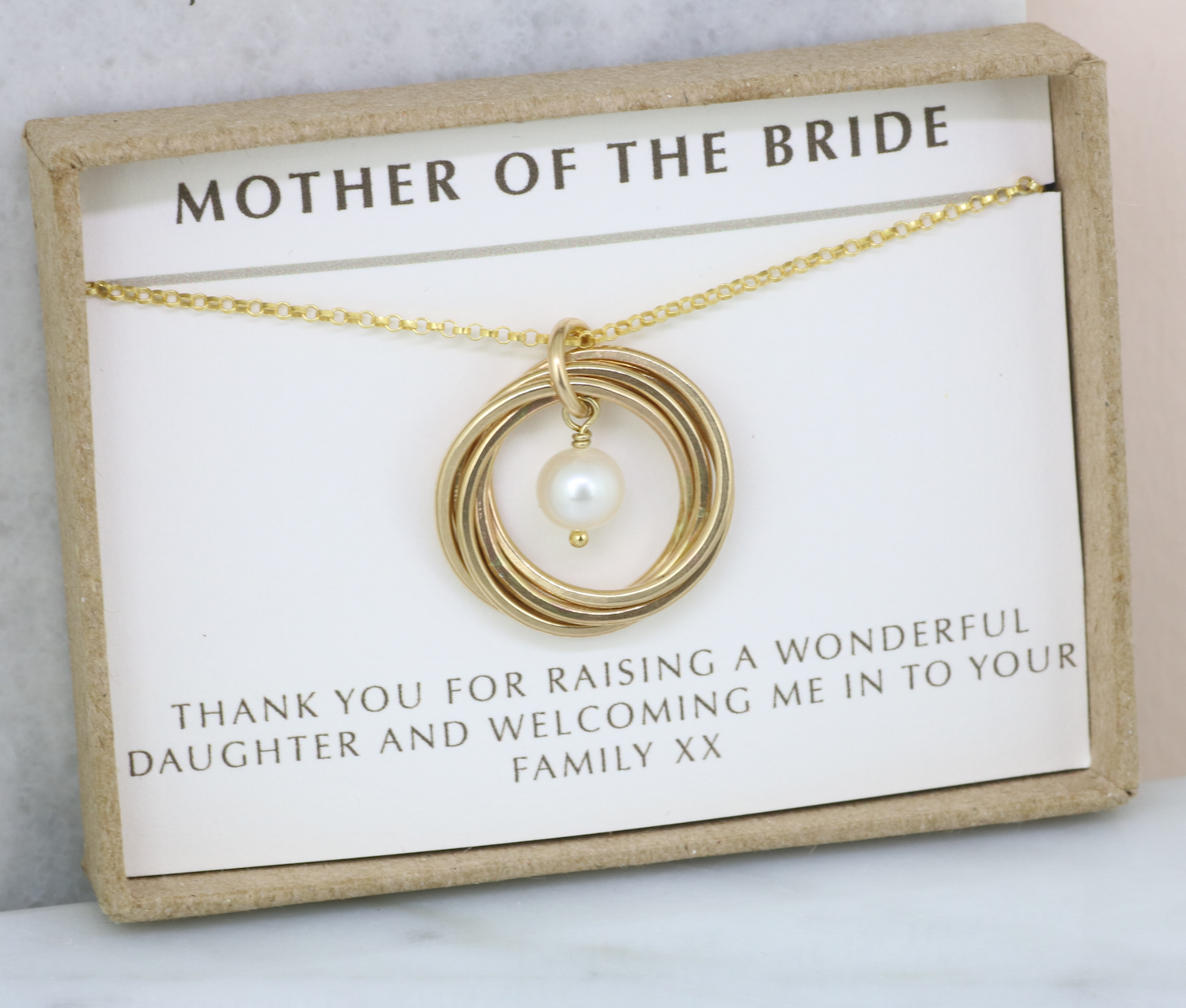 Mother Of The Bride Gift From Groom Meaningful For Mom