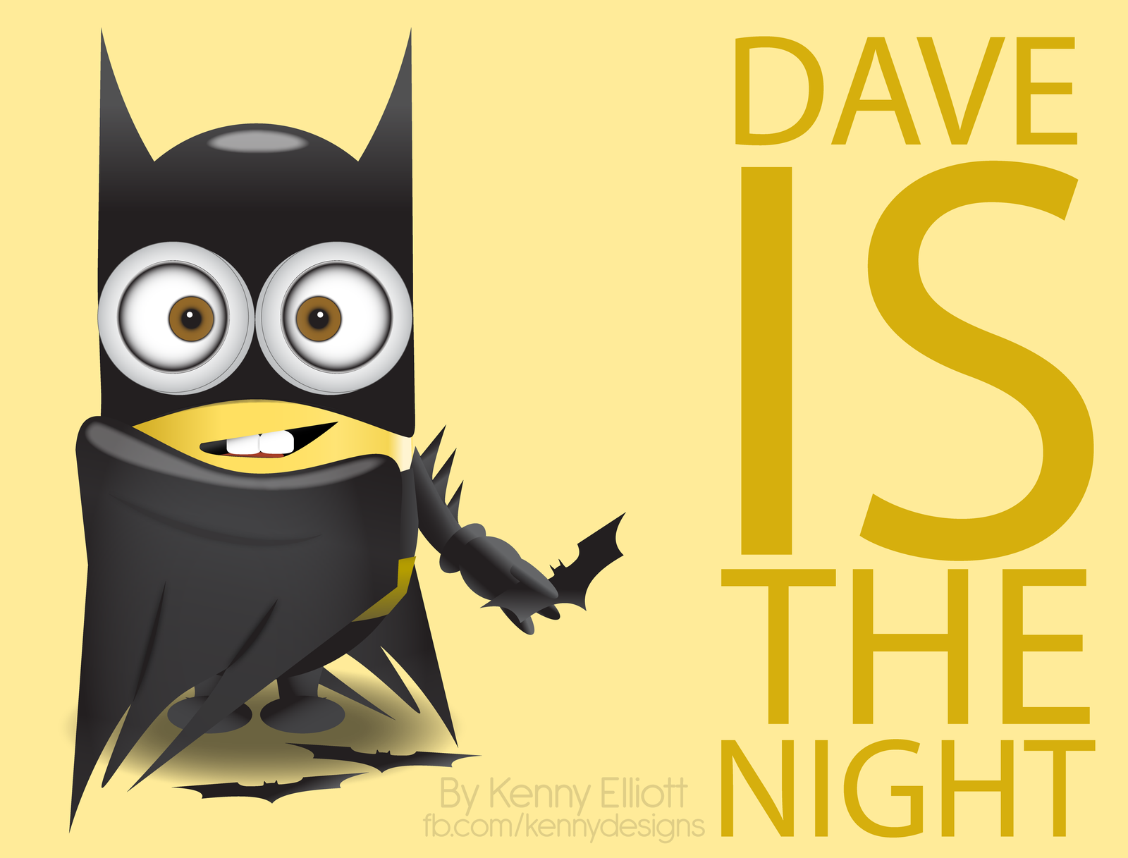 Deviantart More Like Batminion  Batman Minion By K3Nnywayne