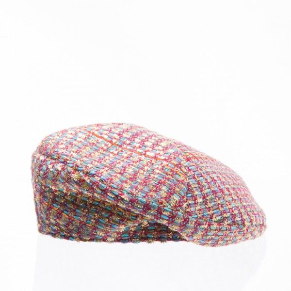Chanel official fabric beret www.omae.co/shop/brownhat