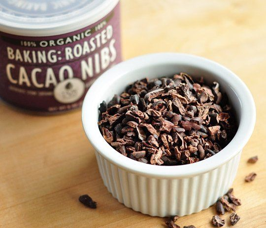 Call them cacao nibs or cocoa nibs or chocolate nibs or just plain old nibs. We will happily sprinkle them on oatmeal, bake them into muffins, and stir them into ice cream regardless of name. There's just so much we can do with this crunchy, bitter-sweet ingredient.