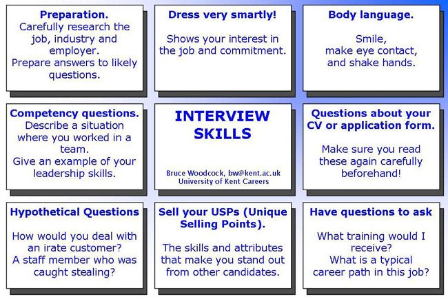 Job interview? How to answer  - job interview tips