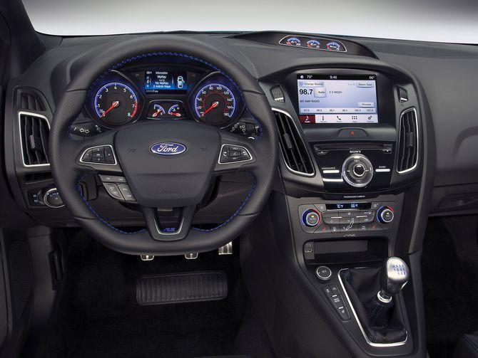 Ford Could Replace Your Key Fob With Radio Button Passcodes Ford