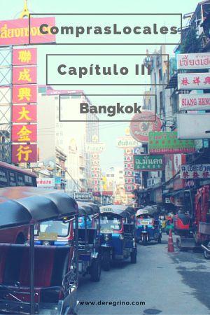 #Compras #Locales por #Bangkok, #Mercados y más. Visita deregrino.com #Viajes #Asia #Tailandia