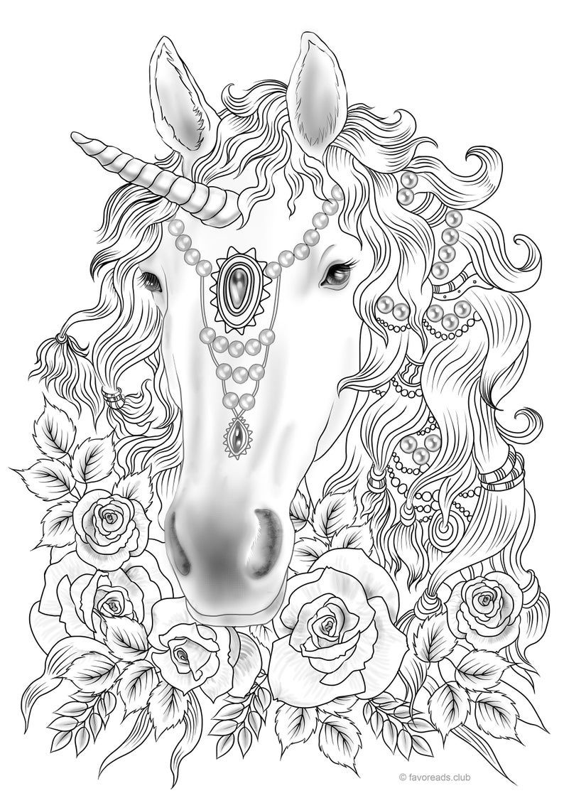 Pin On Horse Coloring Pages