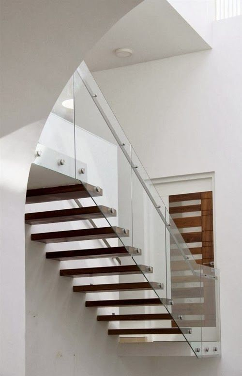 30 Different Wooden Types Of Stairs For Modern Homes Stairway