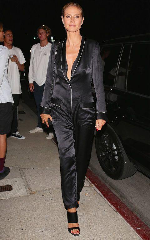 PJ Trend: 17 Celebrities Looking Chic In Their Pajamas - Jetss